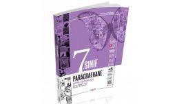 7. Sınıf Paragrafhane Sözel Mantıklı Soru Bankası Lodos Yayınları