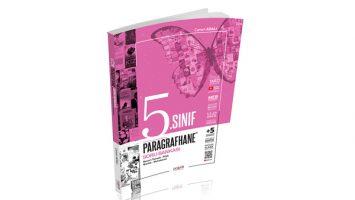 5. Sınıf Paragrafhane Sözel Mantıklı Soru Bankası Lodos Yayınları