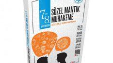 7. ve 8. SINIF SÖZEL MANTIK MUHAKEME ÇÖZÜMLÜ SORU BANKASI