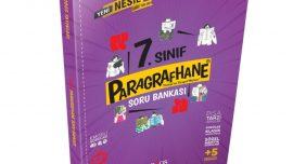 7. SINIF PARAGRAFHANE YENİ KAPAK BASKI 2021